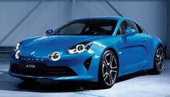 Alpine A110 (2017) : Renault dévoile deux photos de la nouvelle Alpine