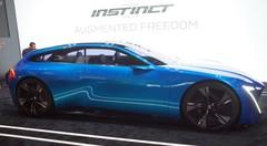 Peugeot Instinct Concept : Découverte en direct du MWC de Barcelone