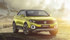 Volkswagen T-Cross Breeze : un petit crossover concurrent du Captur