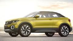 Volkswagen lancera son crossover urbain en 2018