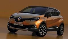 Renault Captur : toit en verre pour Genève