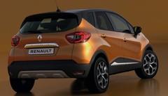 Renault Captur Facelift 2017 : Le Captur se Kadjar...ise