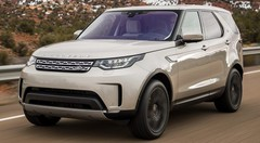 "Essai Land Rover Discovery 2017 : premiers pas en Disco ""tech"""