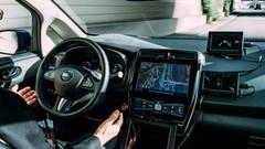 Essai de la Nissan Leaf sans chauffeur