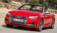 Essai Audi A5 & S5 Cabriolet : à nouveau au complet