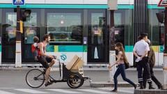 Mortalité routière : à Paris, les piétons représentent la moitié des décès