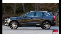 Volvo XC60 : image en fuite