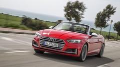 Essai Audi A5 et S5 Cabrio : L'A5 2.0, mais l'Audi Cabrio 4.0!