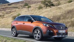 Voiture de l'année 2017 : la Peugeot 3008 succède à l'Astra