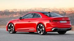 La nouvelle Audi RS 5 Coupé et ses 450 chevaux