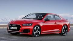 Audi dégaine sa RS5 Coupé