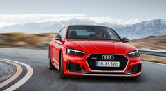 Audi RS5 : V6 biturbo