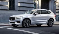 Volvo dévoile le XC60