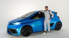 Renault Zoé e-Sport Concept : une Zoé de 460 ch au salon de Genève !