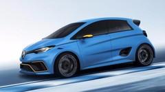 Renault ZOE e-Sport Concept, 460 chevaux dans la citadine !