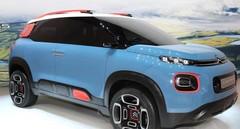 C-Aircross, le concept hétéroclite de Citroën