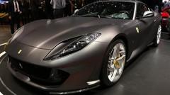 Ferrari 812 Superfast : la puissance et la gloire