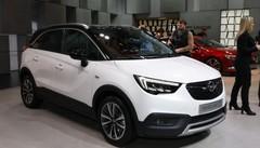 Opel Crossland X : une première mondiale inattendue