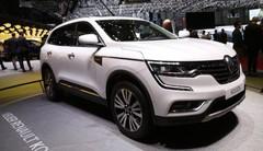 Renault Koleos 2017 : les moteurs et les équipements