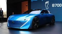 Peugeot Instinct Concept : prometteur