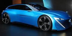 Peugeot Instinct Concept, la Lionne de 2030