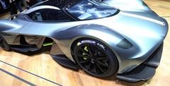 AMR, la sous-marque sportive d'Aston Martin