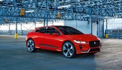 Jaguar I-Pace : Elle se dévoile un peu plus…