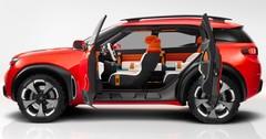 Citroën esquisse l'arrivée du grand SUV C5 Aircross