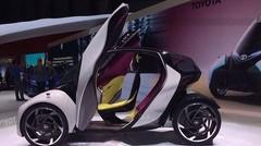 Toyota i-Tril : 2030 l'odyssée de l'auto
