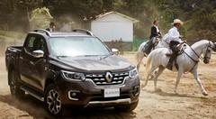 Renault Alaskan: le pick-up sera à Genève