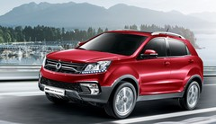 Ssangyong Korando : Un nouveau regard pour ce SUV coréen