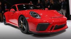Porsche 911 GT3 (991) : une version restylée dévoilée par Porsche à Genève