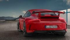 Porsche 911 GT3 : l'effet levier