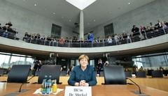 Dieselgate: Angela Merkel dit avoir été informée par les médias