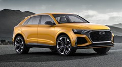 Audi Q8 Sport : le concept-car présenté par le constructeur allemand à Genève