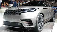 Range Rover Velar : ...et la manière