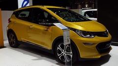 Les débuts prometteurs de l'Opel Ampera-E