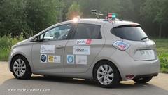 Renault avec le CNRS pour la voiture autonome