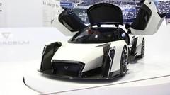 Dendrobium, un supercar électrique de 1.500 chevaux !