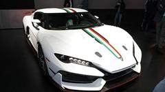 Italdesign Zerouno : L'autre berlinette italienne