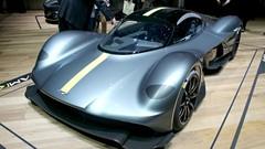 Aston Martin AM-RB 001 Valkyrie : extrême