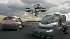 Pop.Up, la voiture anti-bouchons d'Airbus et Italdesign !