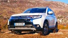 Essai gamme Mitsubishi