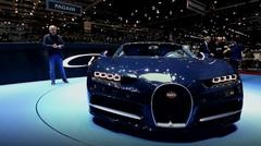 Emission Turbo : Salon de Genève et création du Peugeot Instinct