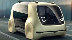 Sedric, la Volkswagen électrique sans chauffeur et partagée de la ville du futur