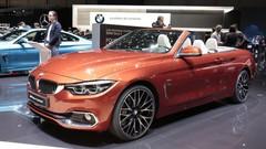 BMW Série 4 restylée : de timides changements