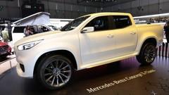 Mercedes-Benz X-Class Concept : déjà une vieille connaissance