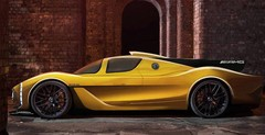 Mercedes et AMG préparent une F1 de route