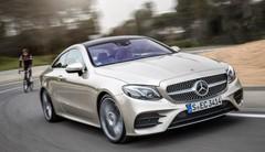 Essai Mercedes Classe E 300 Coupé (2017) : sa majesté a un défaut
