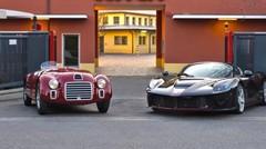 Historique : Il y a 70 ans, naissait la toute première Ferrari